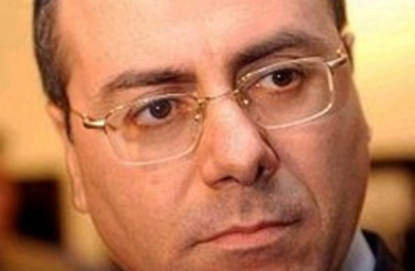 Vice Premier Silvan Shalom. (photo credit: Ariel Jerozolimski)
