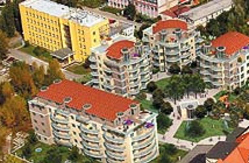 prague real estate 88 22 (photo credit: Neocity)
