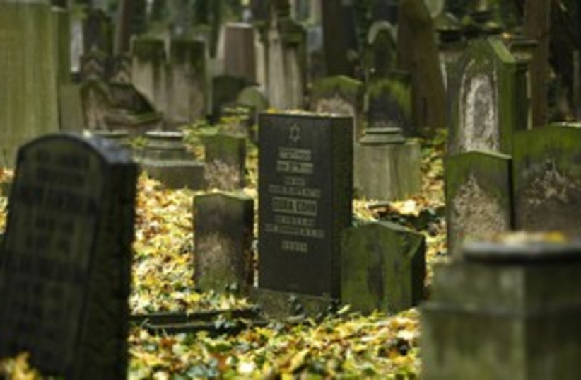 Cemetery (photo credit: Reuters)