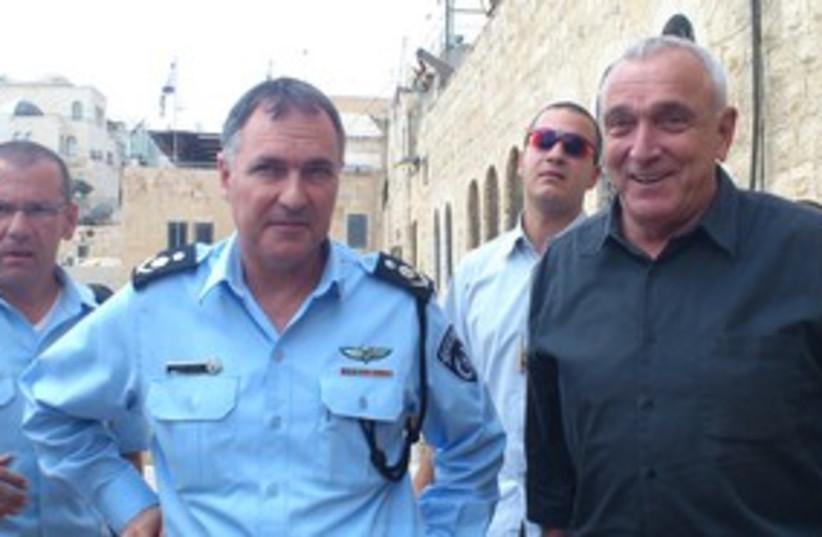 Ahronovitch, Danino in Jerusalem 311 (photo credit: Melanie Lidman)