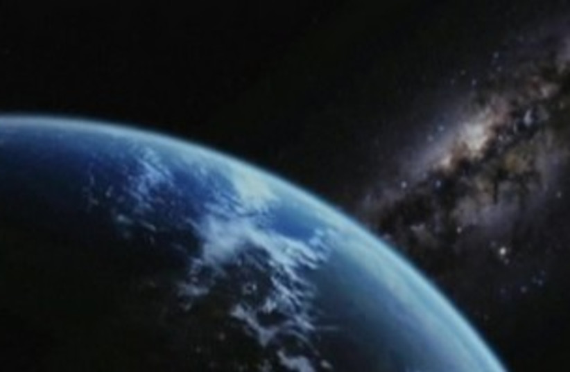 space 311 (photo credit: REUTERS)