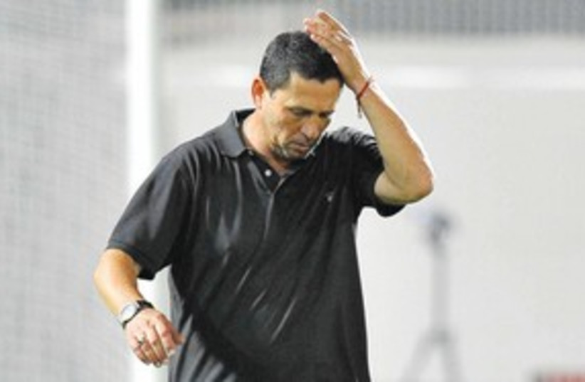 Beersheba coach Nir Klinger_311 (photo credit: Asaf Kliger)
