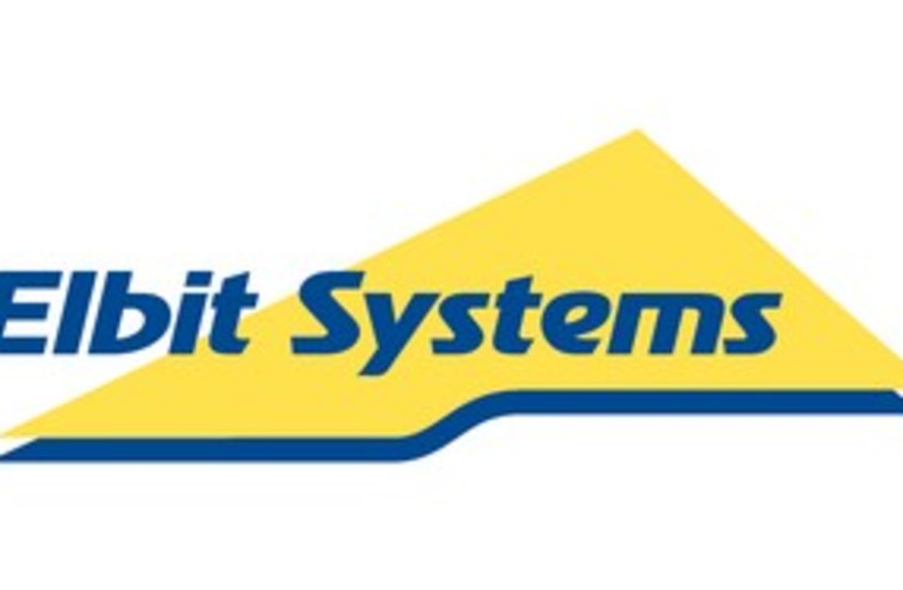 Elbit Systems logo USE THIS (photo credit: Courtesy)