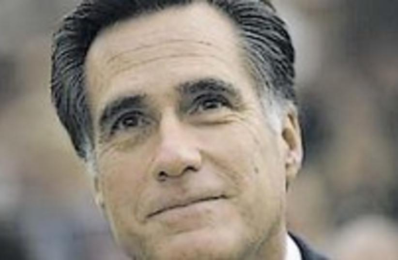 Romney 224.88 (photo credit: AP)