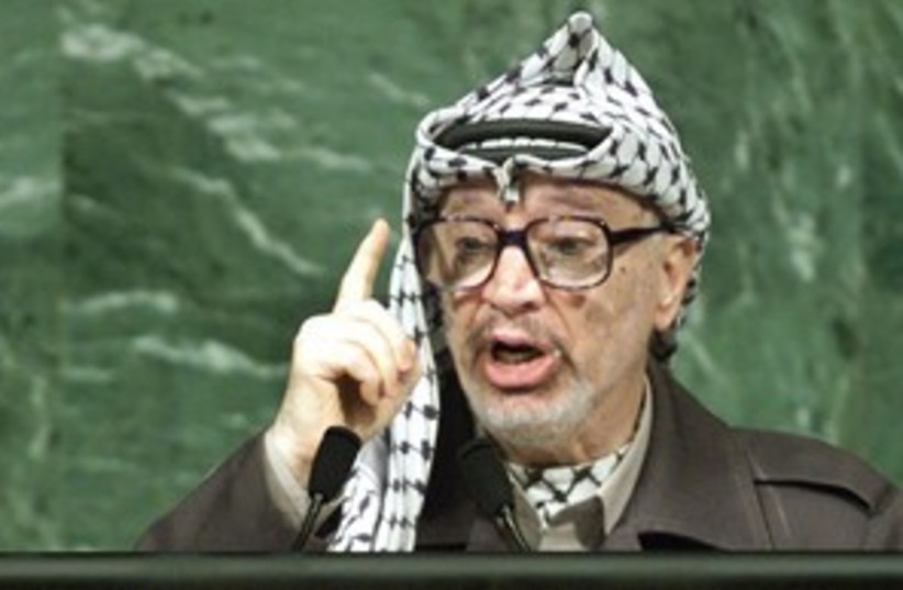 The difference between Arafat's pride, Abbas' humiliation - The ...