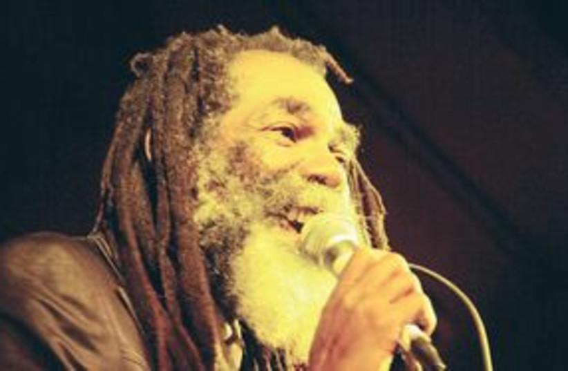 Reggae great Don Carlos 311 (photo credit: Courtesy of Dariusz Adamek)