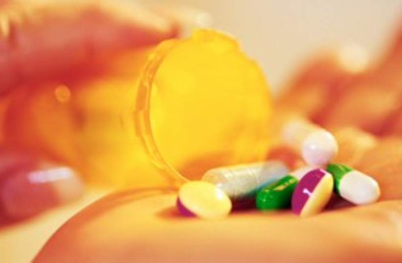 Medicine pills drugs prescription 311 (photo credit: Thinkstock/Imagebank)