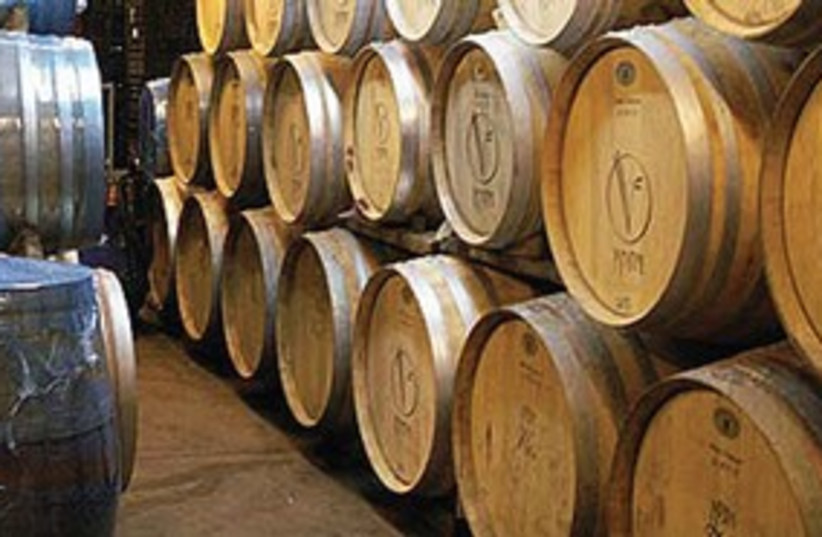 Yatir winery  311 (photo credit: Courtesy )