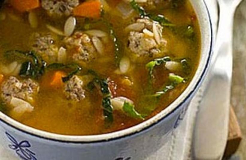 Meatball soup 311 (photo credit: wholefoodsmarket.com)