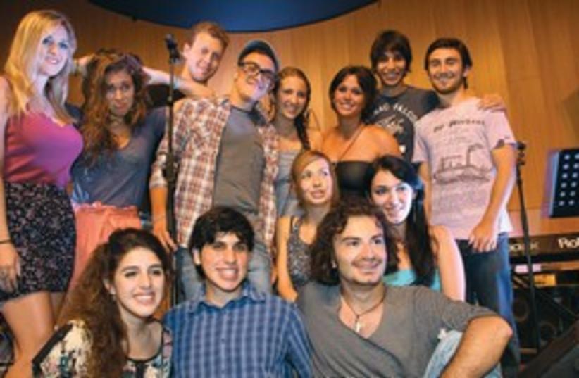 Hallelujah Song Contest 311 (photo credit: Aviv Ahofi)
