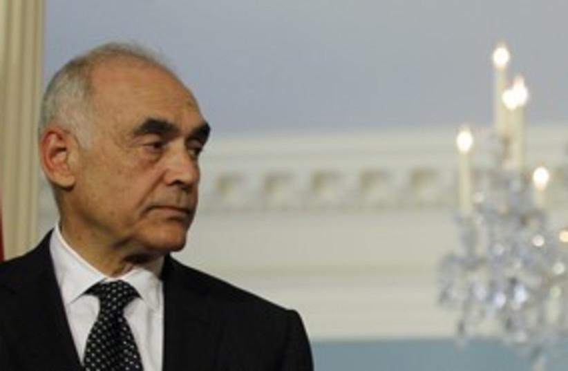 Egyptian FM Mohamed Amr_311 (photo credit: Reuters)
