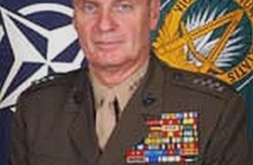 gen james jones 224 88 (photo credit: NATO [file])