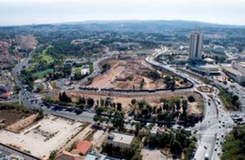 Jerusalem construction 311 (photo credit: Courtesy)