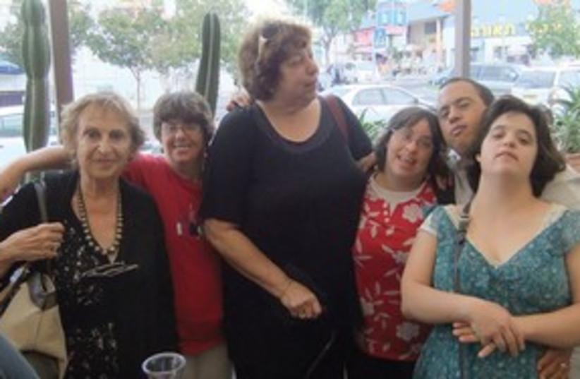 Down syndrome 311  (photo credit: Judy Siegel-Itzkovich)
