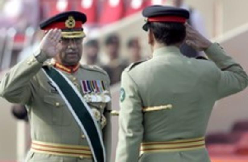 musharraf salute 224.88 (photo credit: AP)