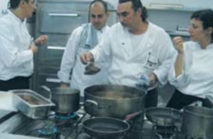 chef feat 88 224 (photo credit: ORIT ARFA)