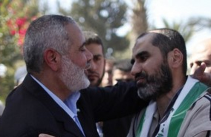 Ismail Haniyeh_311 (photo credit: Reuters)