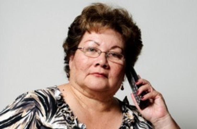 Overweight obese fat large woman 311 (photo credit: Thinkstock/Imagebank)