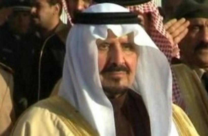 Prince Sultan bin Abdulaziz al-Saud  (photo credit: Reuters)