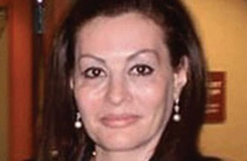 PA diplomat Linda Sobeh Ali 311 (photo credit: Courtesy)