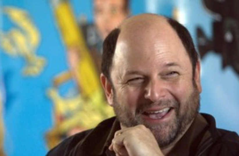 Jason Alexander 311 (photo credit: REUTERS)