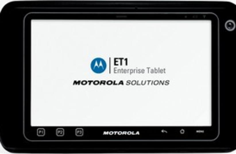 Motorola 311 (photo credit: Courtesy of Motorola Solutions)
