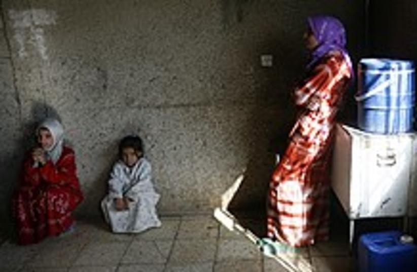 iraqi girls 224 88 (photo credit: AP)