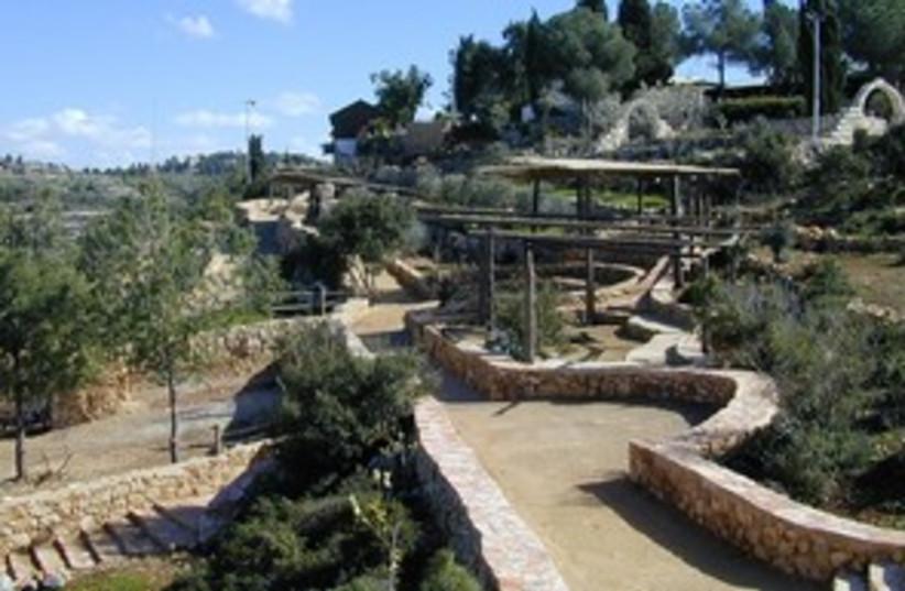Yad HaShmona 311 (photo credit: BiblePlaces.com)