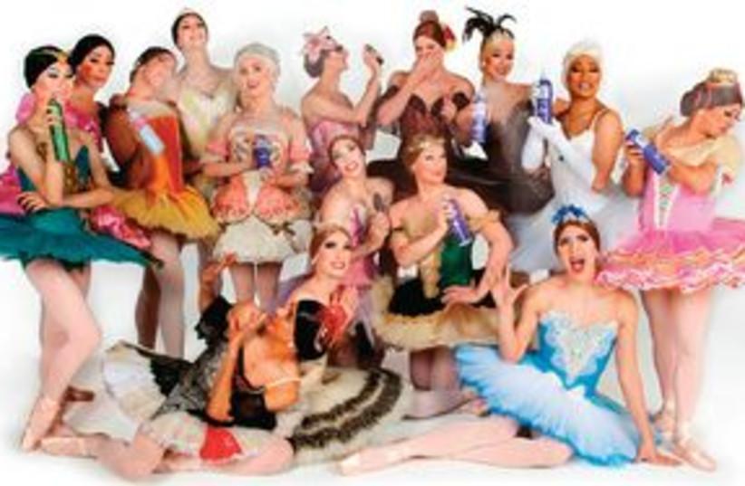 Ballets Trockadero 311 (photo credit: Sascha Vaughan)