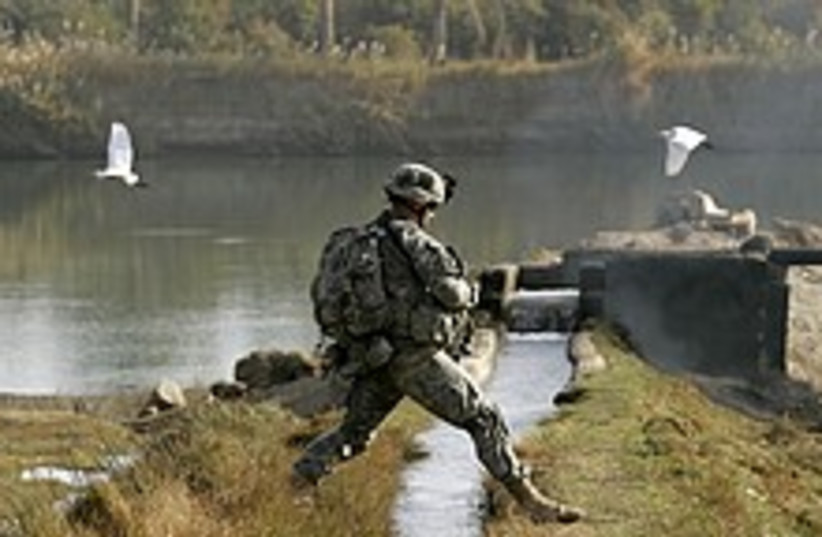US soldier 224.88 (photo credit: AP)