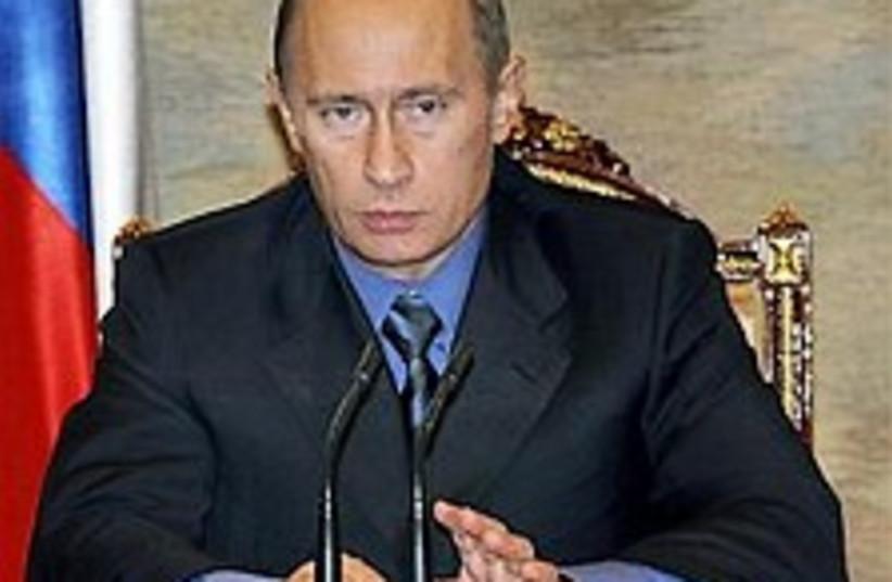 Putin 224.88 (photo credit: AP)