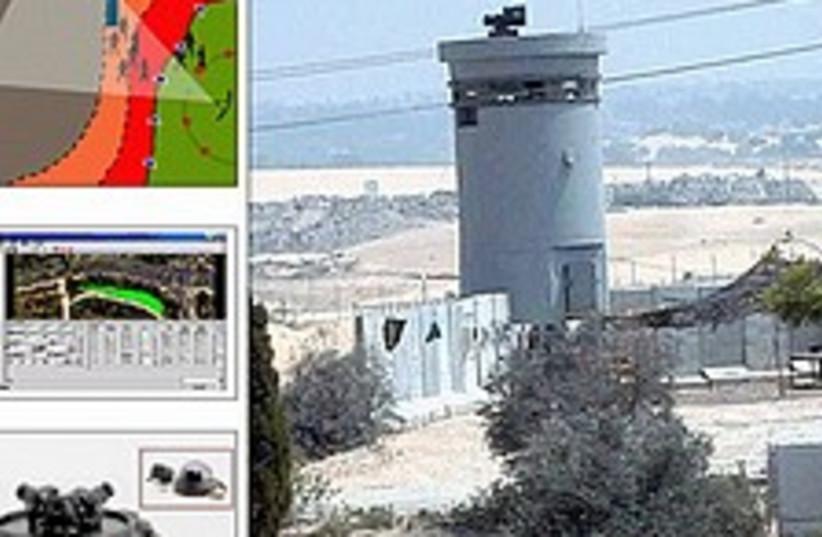 gaza border IDF 224 88 (photo credit: Courtesy)