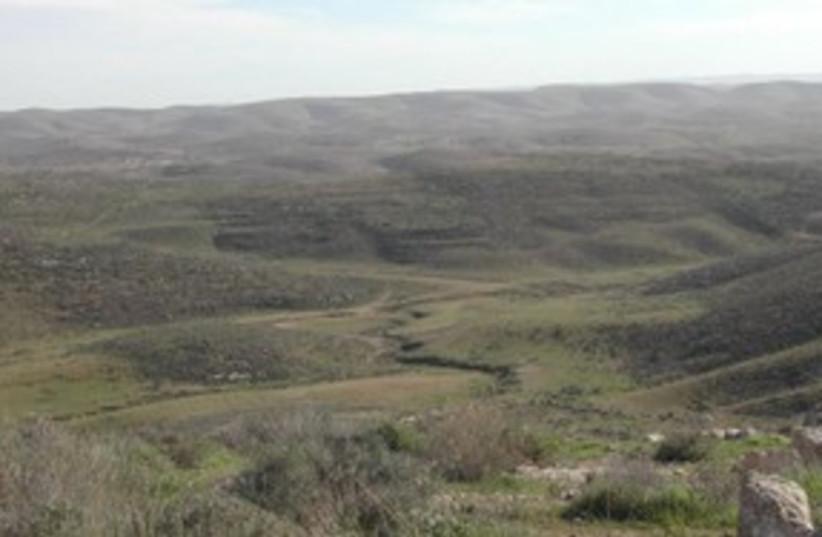 Northen Negev 311 (photo credit: SPNI Open Landscape Institute)