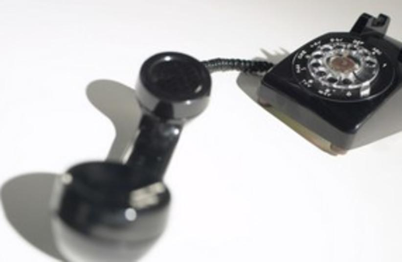 Telephone 311 (photo credit: Thinkstock/Imagebank)