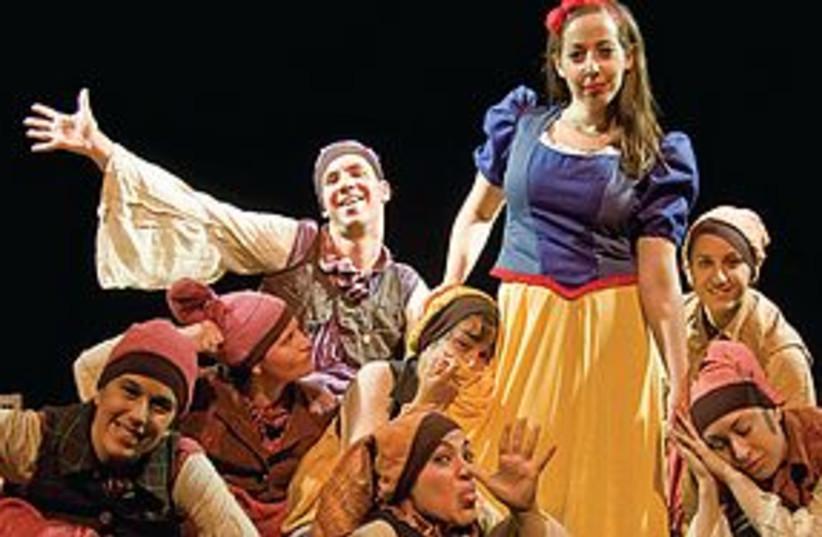The Compass Dance Company 311 (photo credit: Courtesy)