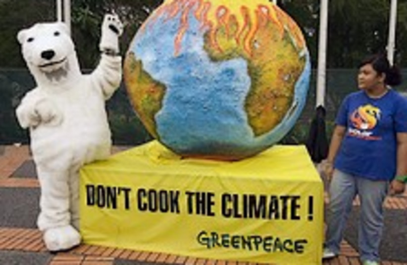 climate cook 224 ap (photo credit: AP)