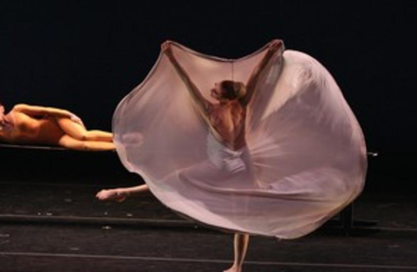 Martha Graham Dancer 311 (photo credit: John Deene)