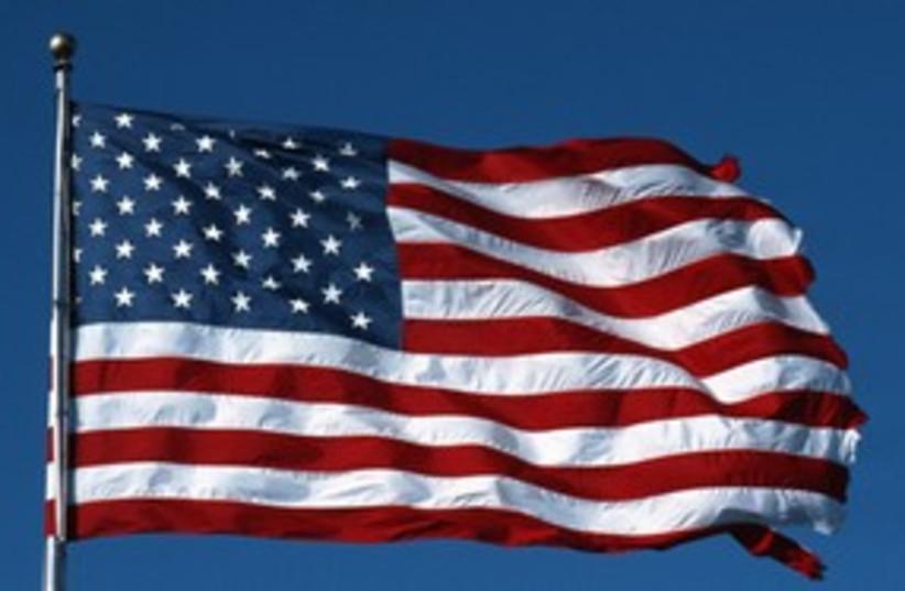 US flag 311 (photo credit: Thinkstock/Imagebank)
