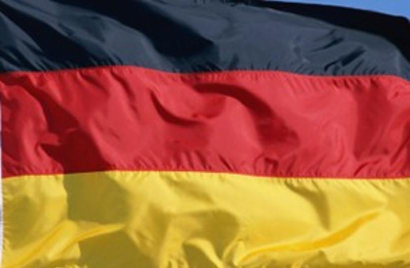 German flag of Germany 311 (photo credit: Thinkstock/Imagebank)
