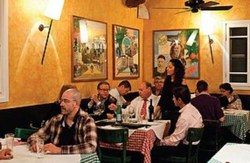 Italian Restaurant Bellini 311 (photo credit: Courtesy)