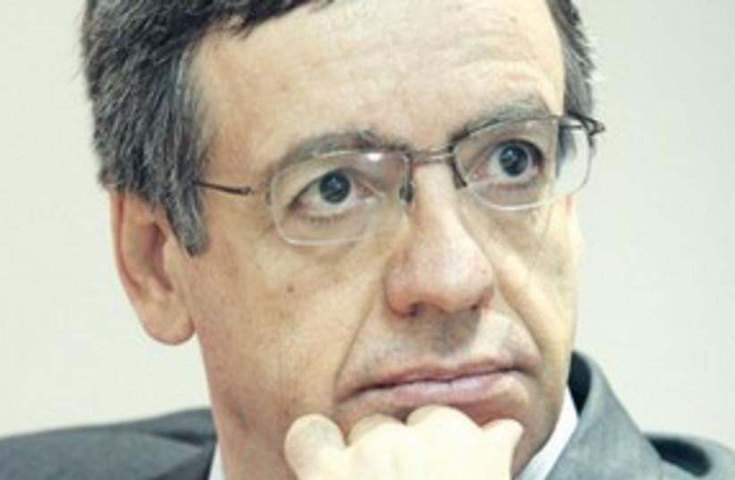 Menahem Mazuz (photo credit: Ariel Jerozolimski)