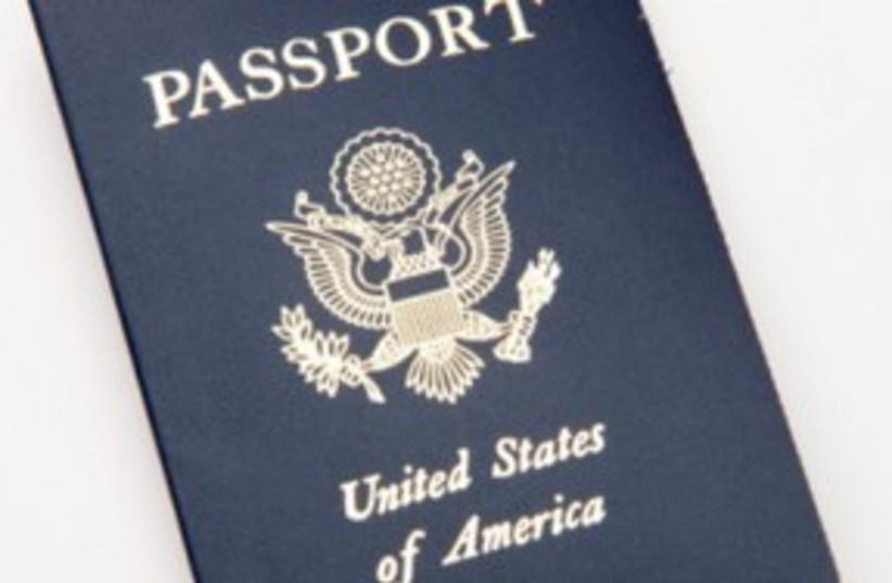 US passport 311 (photo credit: Thinkstock/Imagebank)