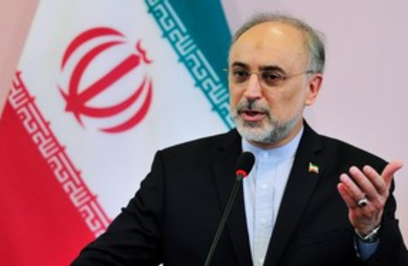 Salehi 311 (photo credit: REUTERS)
