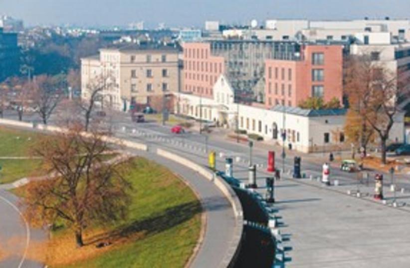 Krakow Poland (photo credit: REUTERS)