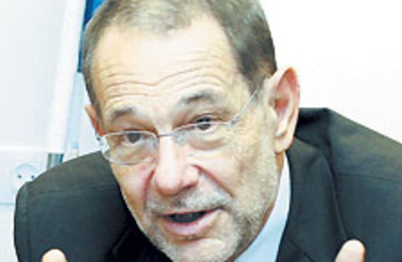 EU foreign policy chief Javier Solana. (photo credit: AP)