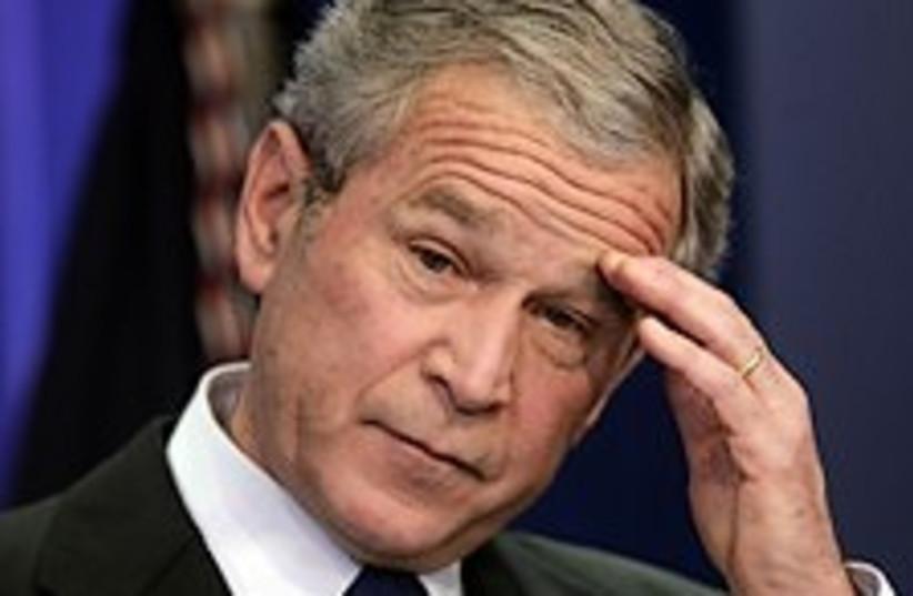 bush iran 224.88 (photo credit: AP)