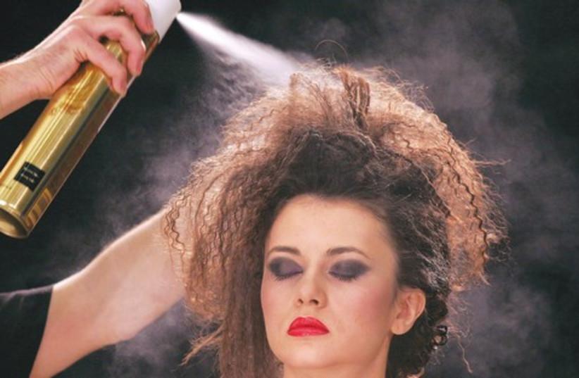 Hairspray 521 (photo credit: REUTERS)