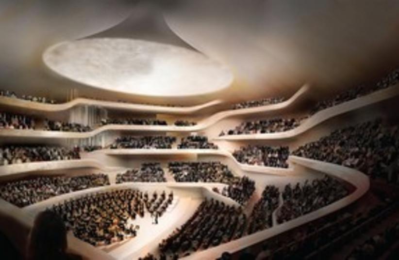 Hamburg's Elbphilharmonie concert hall 311  (photo credit: Courtesy Hamburg Marketing)