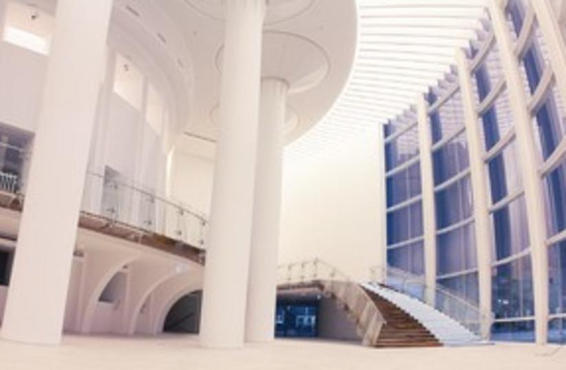 The new Habimah foyer 311 (photo credit: Courtesy of Habimah)