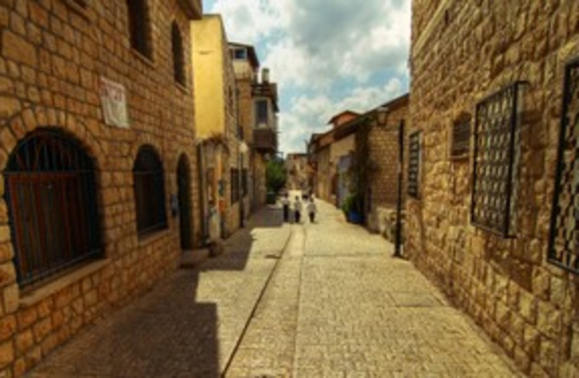 Safed_311 (photo credit: Thinkstock/Imagebank)